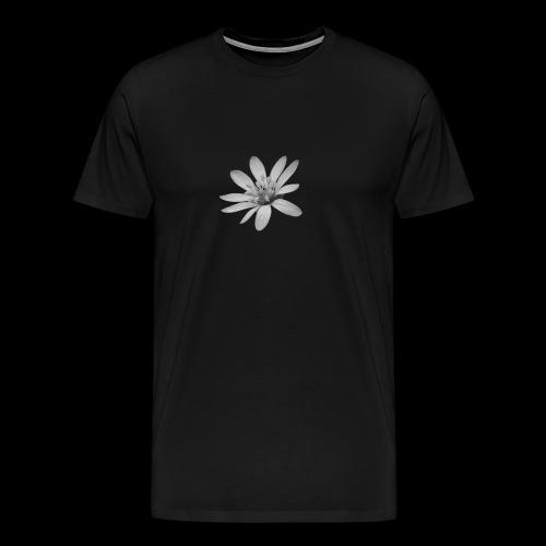 Nic Pic Blume1 - Männer Premium T-Shirt