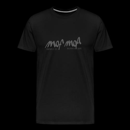mof mof - Männer Premium T-Shirt