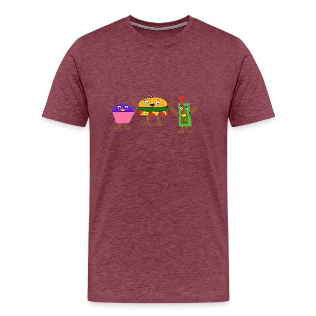 Fast food figures