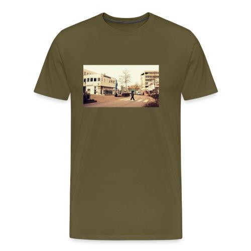 Der Kopf ist doch kein Frühbeet für die Haare - Männer Premium T-Shirt