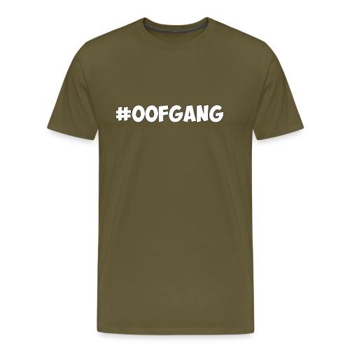 #OOFGANG MERCHANDISE - Men's Premium T-Shirt