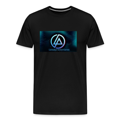 liamplays merch - Men's Premium T-Shirt