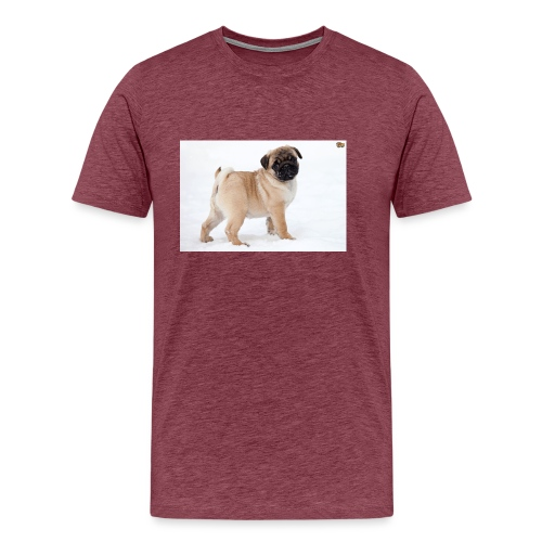 walker family pug merch - Men's Premium T-Shirt