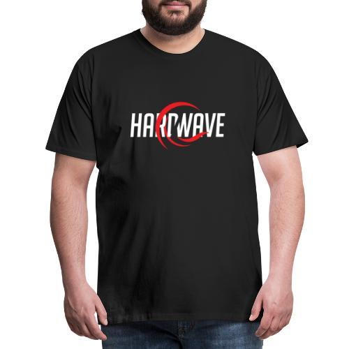 HARDWAVE - Mannen Premium T-shirt