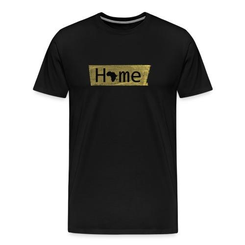 home in africa - Männer Premium T-Shirt