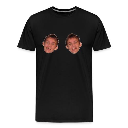 Worst underwear gif - Men's Premium T-Shirt