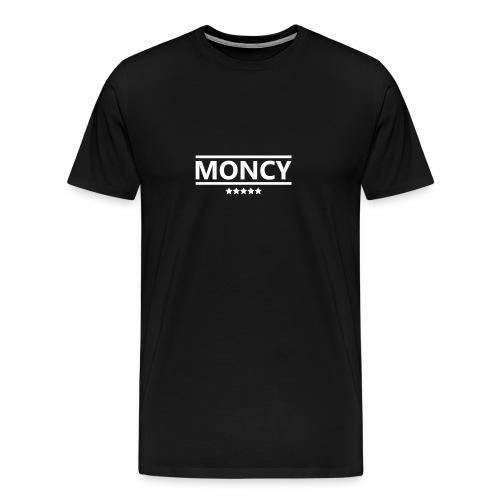 moncy.png - Männer Premium T-Shirt