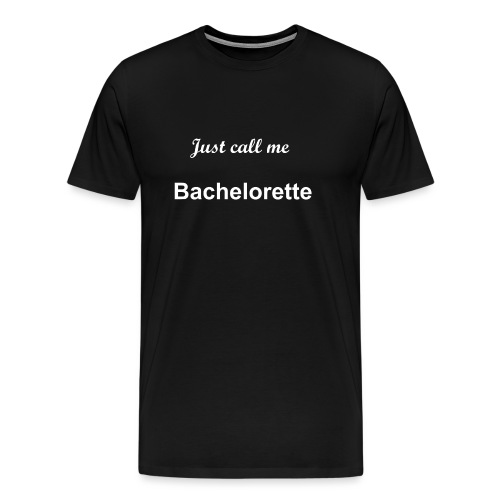 Bachelorette - Männer Premium T-Shirt