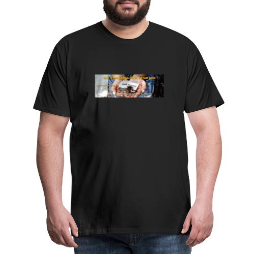 BIW Cover - Men's Premium T-Shirt