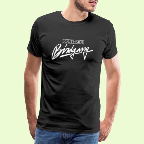 BIRDGANG - Miesten premium t-paita