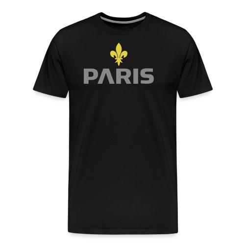 Paris Grey Lys Concept - T-shirt Premium Homme