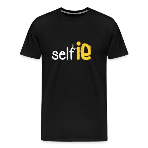 SELF-SELFIE - Men's Premium T-Shirt