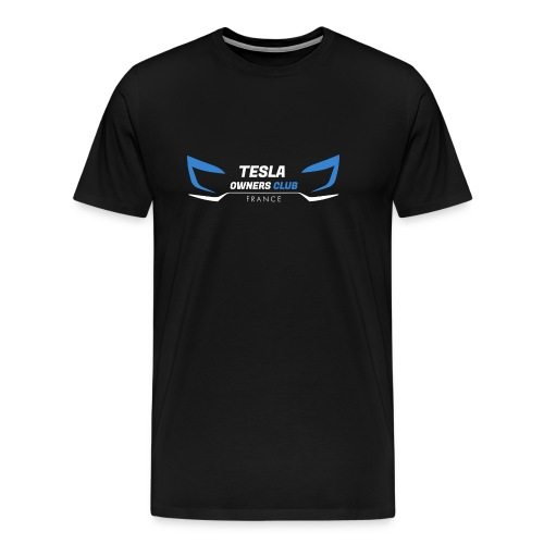TOCF Logo roadster W - T-shirt Premium Homme