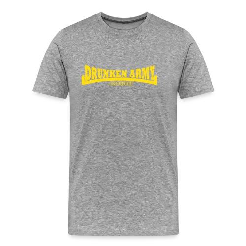 BDA Classic - Herre premium T-shirt