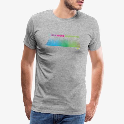 Mix 001 - Camiseta premium hombre
