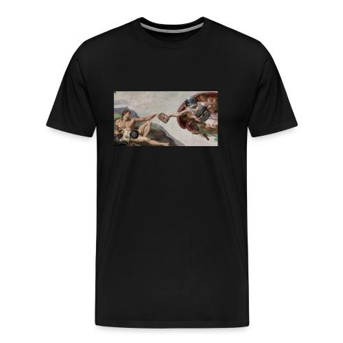 PUBG T-shirt - Men's Premium T-Shirt