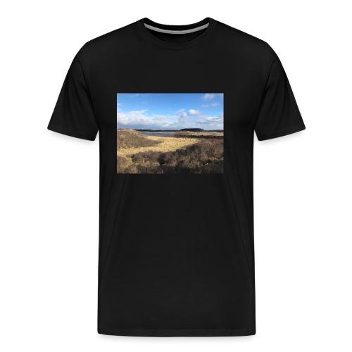 KARA-duinen - Mannen Premium T-shirt