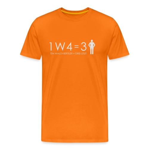 Teddy - Männer Premium T-Shirt
