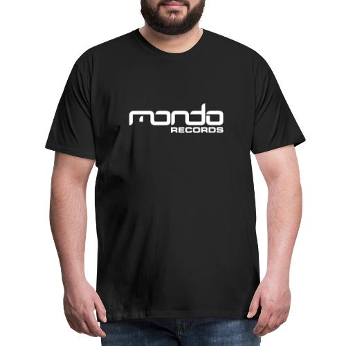 Mondo Records - Men's Premium T-Shirt