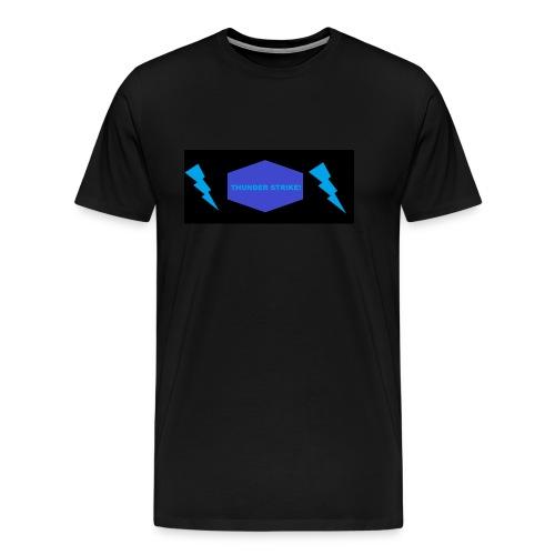 Thunder strike yt - Men's Premium T-Shirt