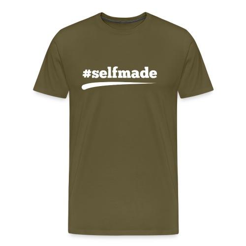 #SELFMADE - Männer Premium T-Shirt
