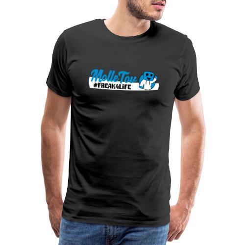 MolleTov - Herre premium T-shirt