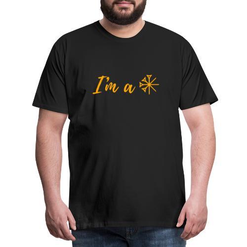 I'm a star - Maglietta Premium da uomo