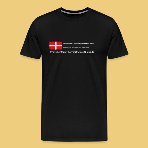dunkel - Männer Premium T-Shirt