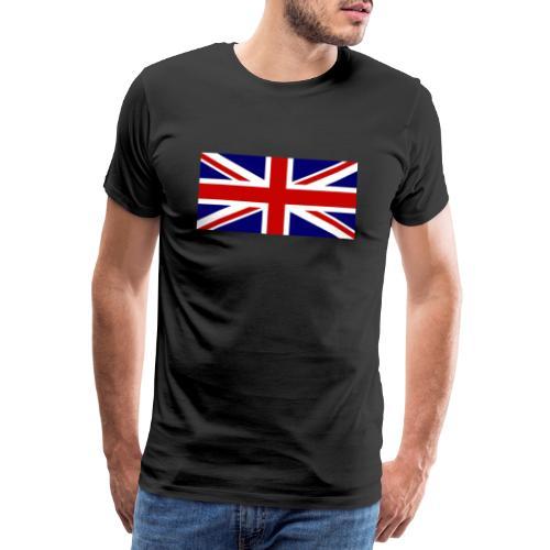 drapeau anglais - T-shirt Premium Homme