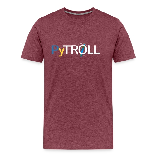 pytröll - Men's Premium T-Shirt