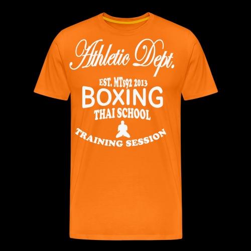 (high_school_couleur_uni) - T-shirt Premium Homme