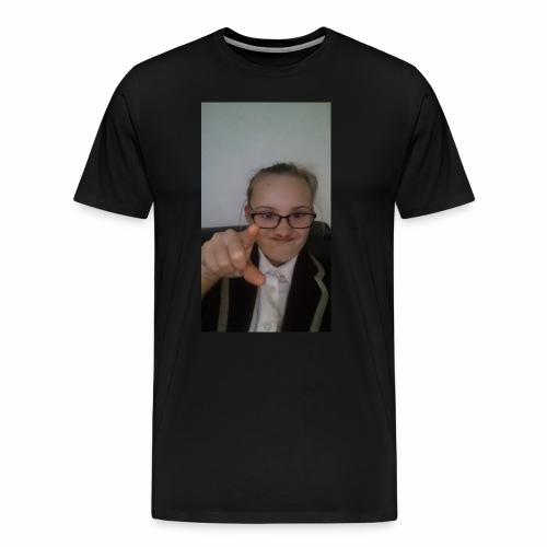 i got my eye on you - Men's Premium T-Shirt