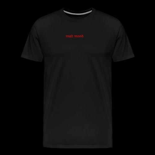 mad mood logo - Männer Premium T-Shirt