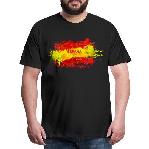 España - Camiseta premium hombre