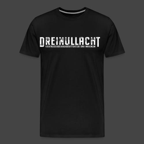 dreinullacht - Männer Premium T-Shirt