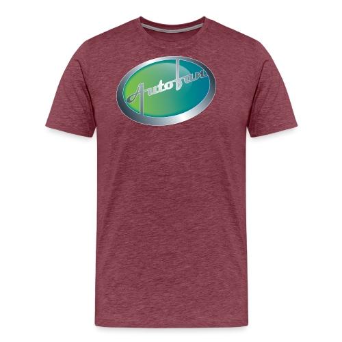 Autofan groen - Mannen Premium T-shirt