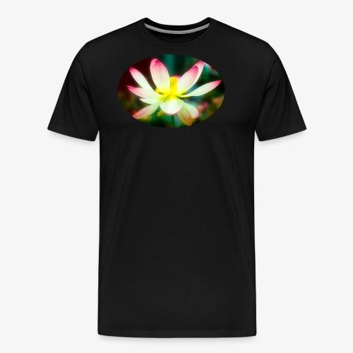Lotus - Männer Premium T-Shirt