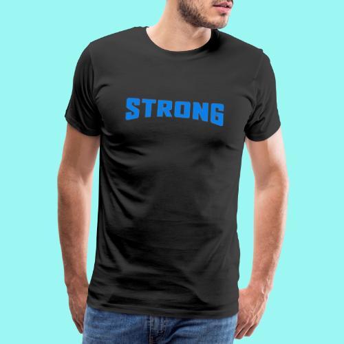 Strong T-shirt for men & women Organic - Men's Premium T-Shirt