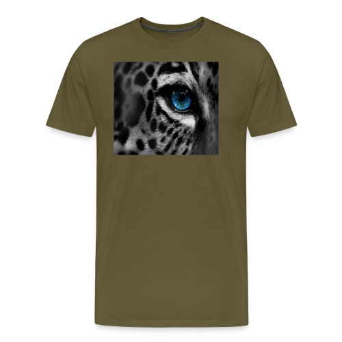 Animal Eye - T-shirt Premium Homme