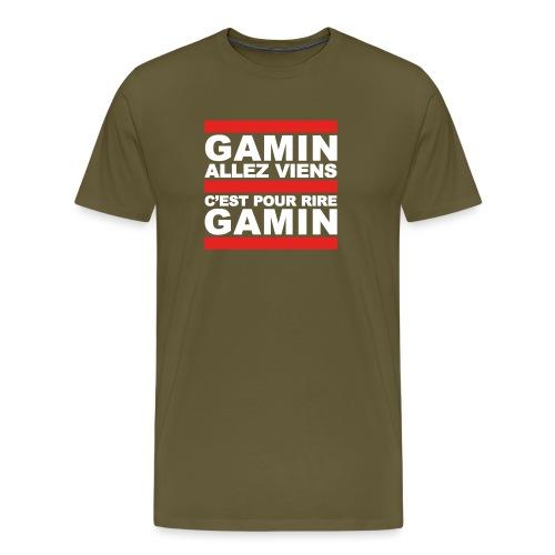 C'est arrivé près de chez vous ! - T-shirt Premium Homme
