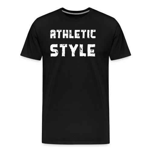 Athletic Style - Männer Premium T-Shirt