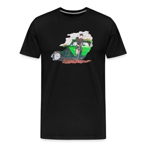Fall - Männer Premium T-Shirt