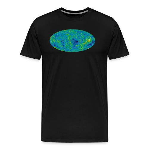 Cosmic Microwave Background - Männer Premium T-Shirt