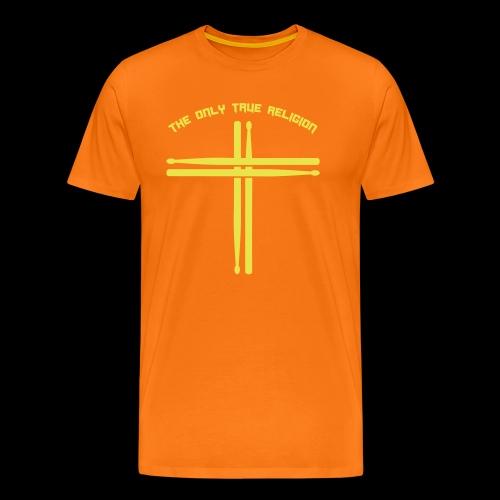True Religion - Männer Premium T-Shirt