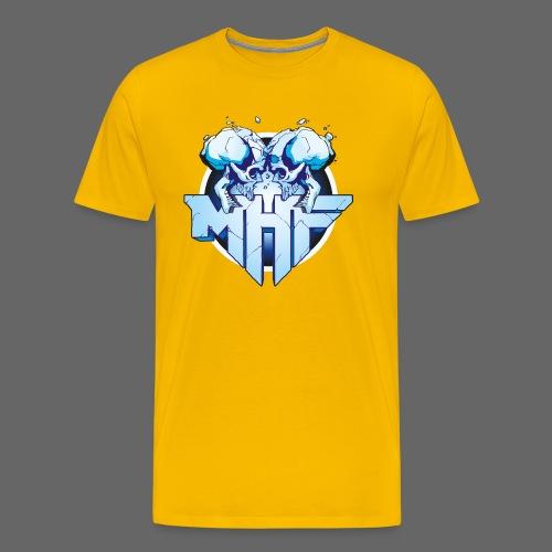 MHF New Logo - Men's Premium T-Shirt