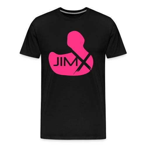 Jim-X Duck Logo - T-shirt Premium Homme