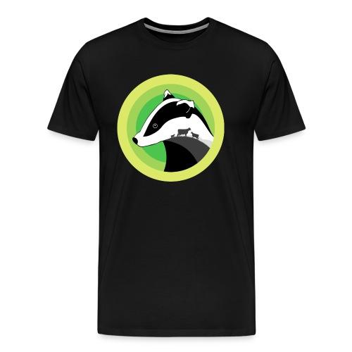 Dorset for Bagder and Bovine Welfare - Men's Premium T-Shirt