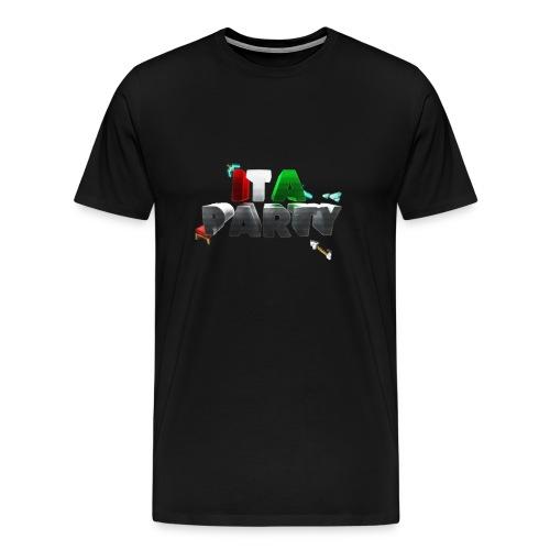 ItaParty - Maglietta Premium da uomo
