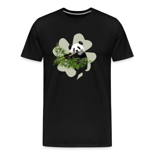 My lucky Panda - T-shirt Premium Homme