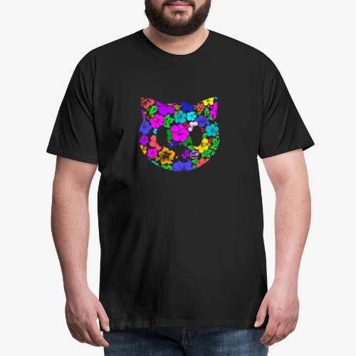 Color Tropicat - T-shirt Premium Homme